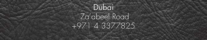 Dubai - Zaabil Road +971 4 3377825